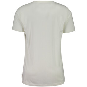 Maloja TarsousM. Bluzka z krótkim rękawem Mężczyźni, vintage white